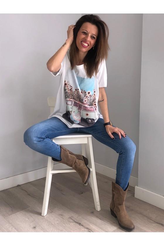 Camiseta Gira