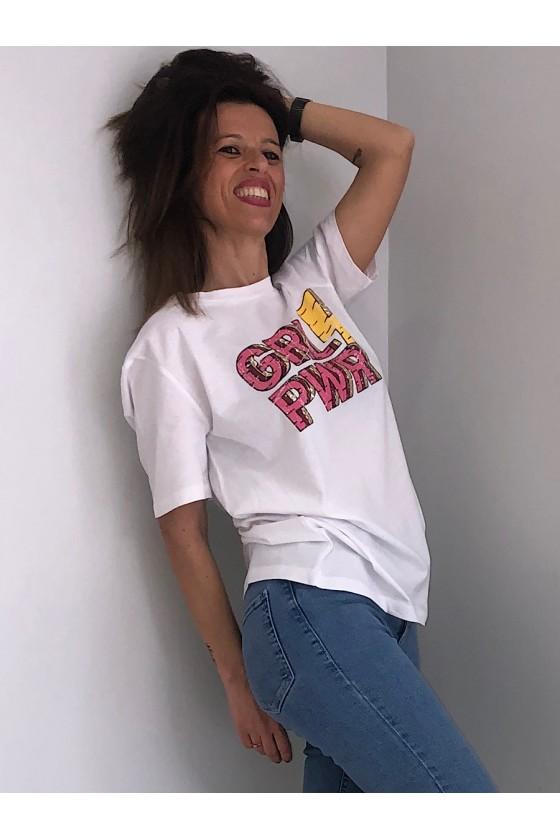 Camiseta Grl