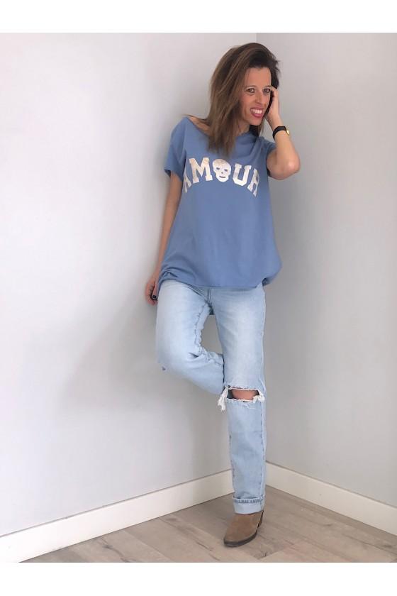 Camiseta Amour