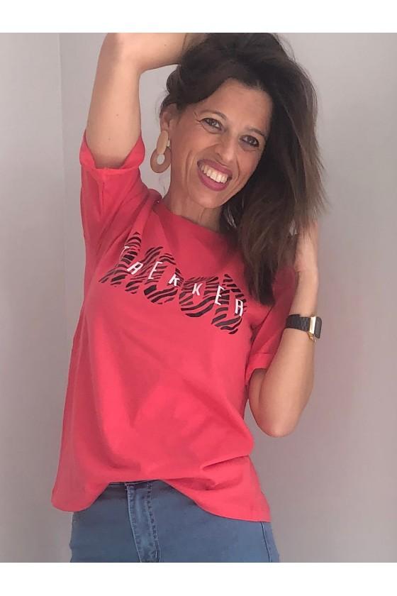 Camiseta Blandy roja