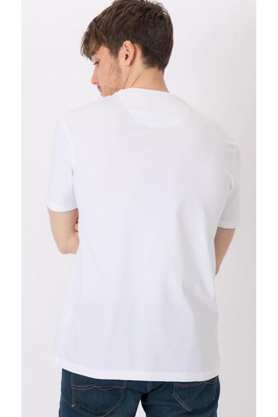 Camiseta Langford blanca