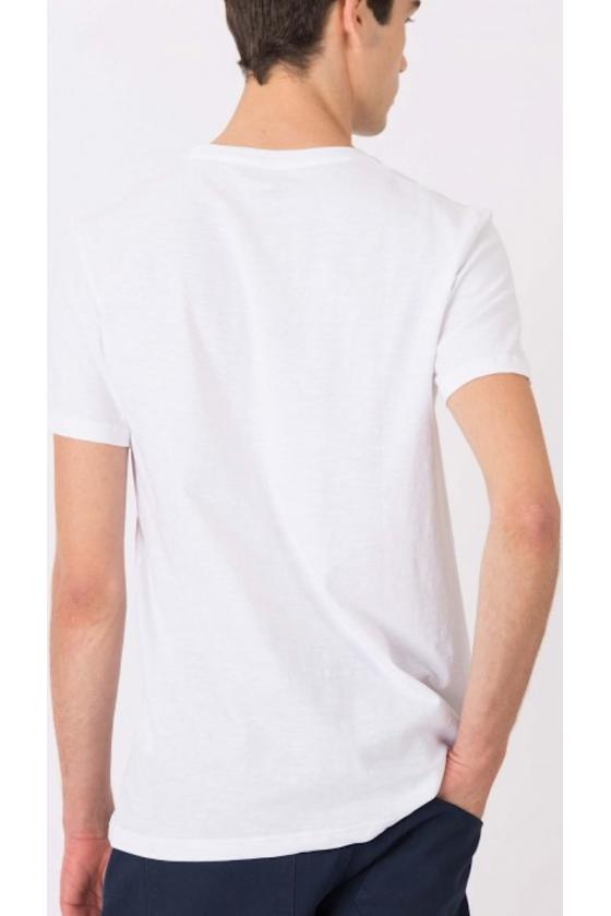 Camiseta Maputo blanca