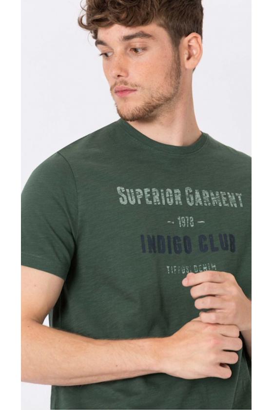 Camiseta Ming verde