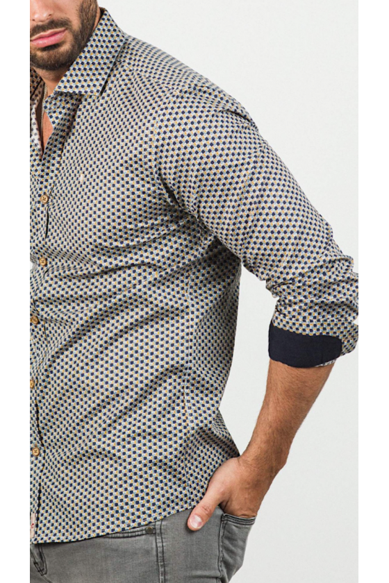 Camisa Terry