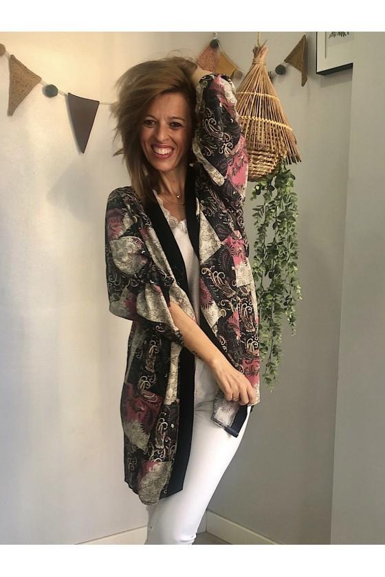 kimono Vic