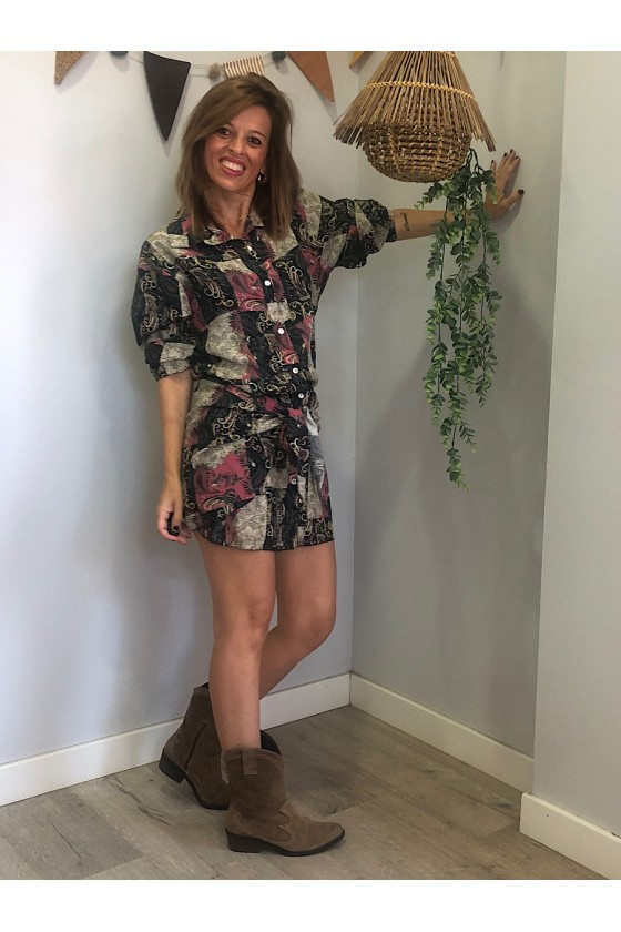 Vestido Rousse