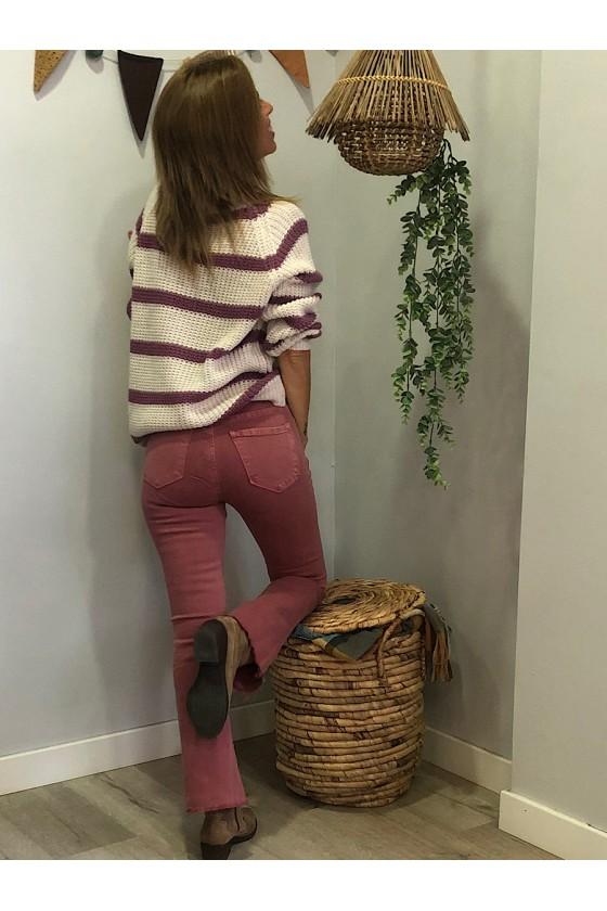 jeans Rousa